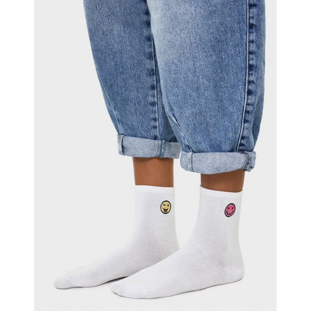 Къси чорапи Bershka, 2 чифта