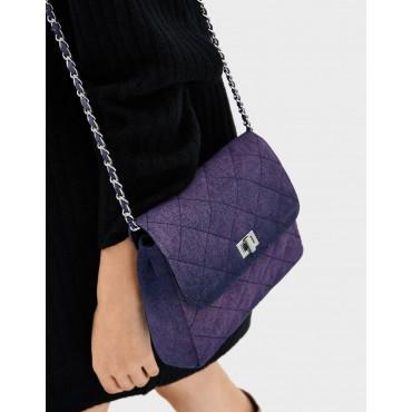 Малка чанта с дълга дръжка, BERSHKA
