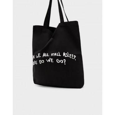 Дамска чанта BILLIE EILISH by Bershka