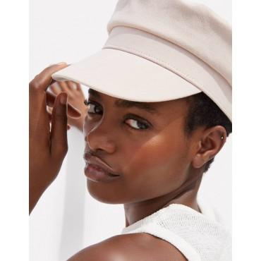 Модна  шапка с козирка, BERSHKA