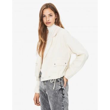 Дамско късо яке, размер М