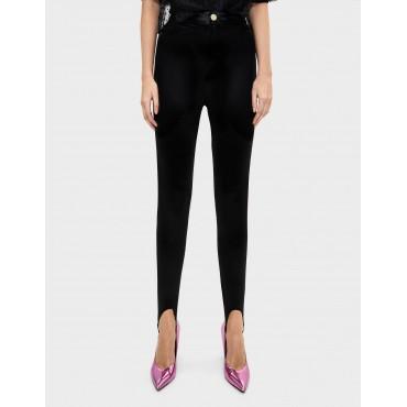 Дамски клин -  панталон, слим фит, размер XS