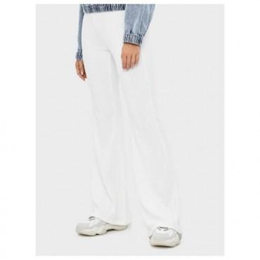 Дамски панталон, рипс, с широки крачоли