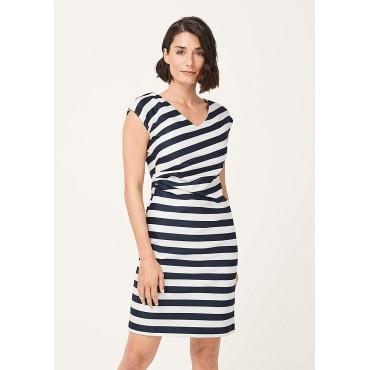 Дамска рокля,COMMA, десен зебра, номер 38, S.OLIVER