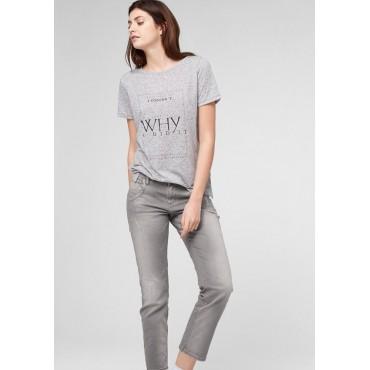 Моден дамски панталон, номер 44, S.OLIVER