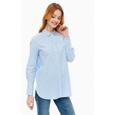 Дамска риза на райета, номер 46