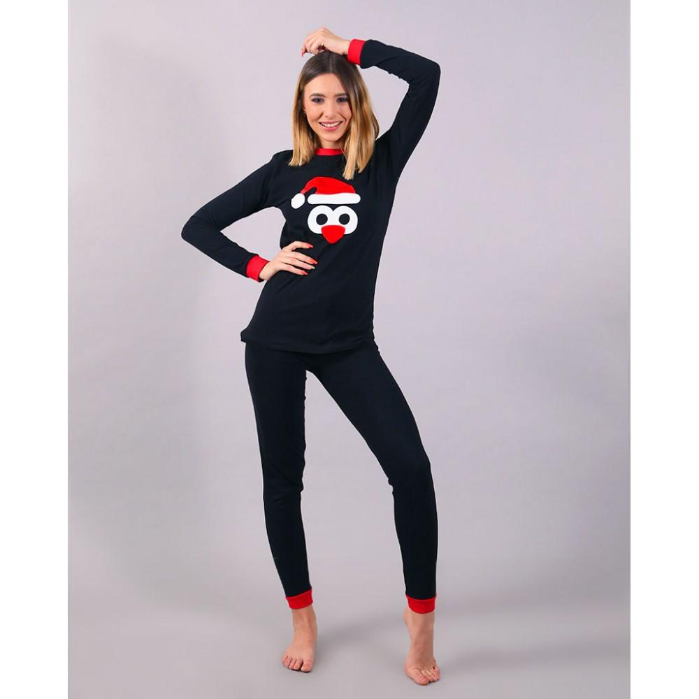Дамска пижама CHRISTMAS PENGUINS