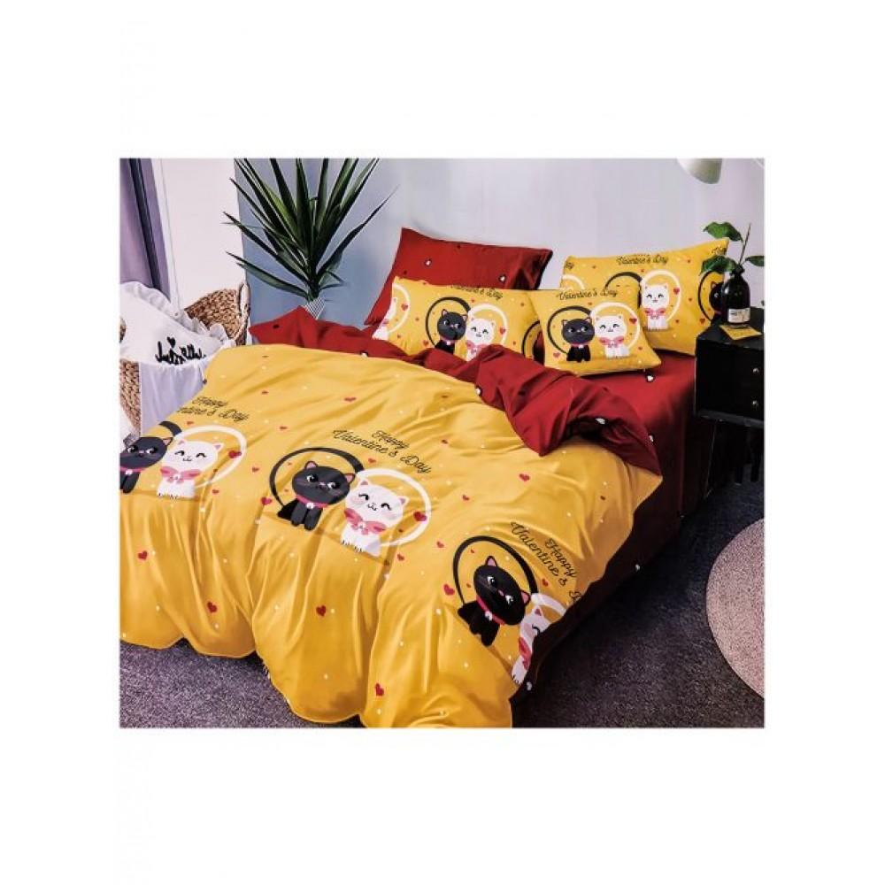 Двулицев спален комплект, 6 части