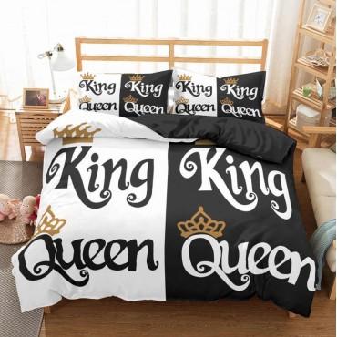 Спален комплект King-Queen