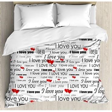 Спален комплект I Love You